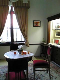 旧柳下邸洋室